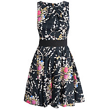 Buy Almari Floral Dress, Multi Online at johnlewis.com