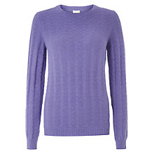 Buy NW3 by Hobbs Ashley Jumper, Tulip Online at johnlewis.com