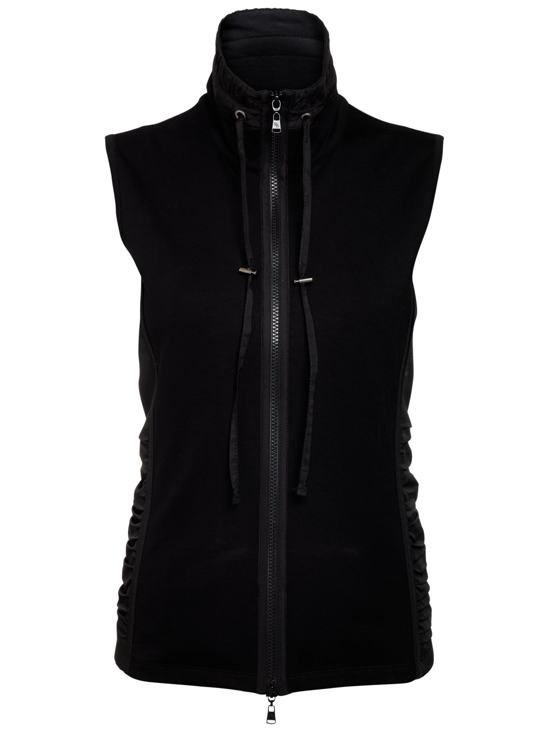 Betty Barclay Zip Front Gilet Jacket