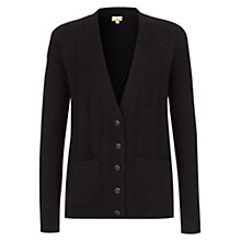 Buy NW3 by Hobbs Ashley Cardigan, Black Online at johnlewis.com