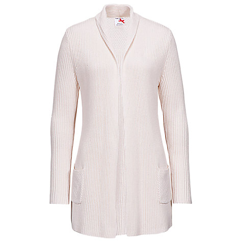 Buy Betty Barclay Long Waffle Stitch Pocket Cardigan Online at johnlewis.com