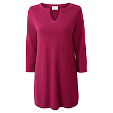 Buy East Knitted Kurta, Berry Online at johnlewis.com