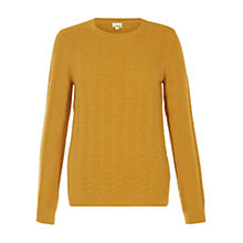 Buy NW3 by Hobbs Ashley Jumper, Wheat Online at johnlewis.com