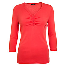 Buy Betty Barclay V Neck 3/4 Sleeve T-Shirt Online at johnlewis.com