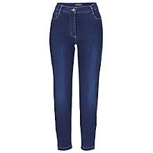 Buy Betty Barclay Perfect Body Jeans, Dark Blue Denim Online at johnlewis.com