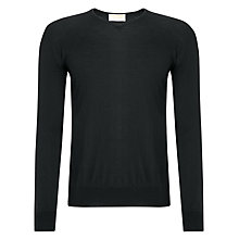 Buy John Smedley Gilon Cashmere & Silk Jumper Online at johnlewis.com