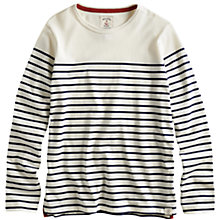 Buy Joules Breton Striped Jersey Top Online at johnlewis.com