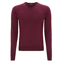Buy John Smedley Lyndhurst Merino Wool Jumper Online at johnlewis.com