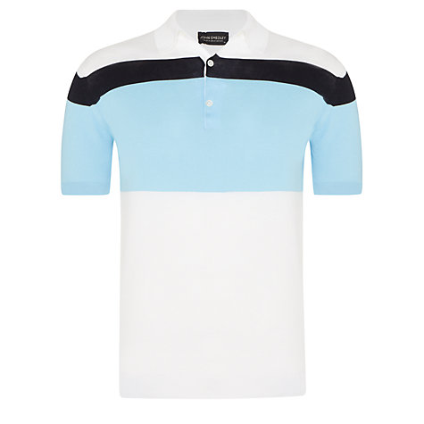 Buy John Smedley Janko Polo Online at johnlewis.com