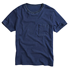 Buy Joules Skipperton Crew Neck T-Shirt, Indigo Online at johnlewis.com