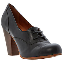 Buy Bertie Antes Lace Up Court Shoes Online at johnlewis.com