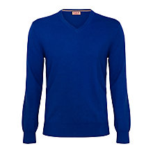 Buy Thomas Pink Channer Cashmere Blend V-Neck Jumper Online at johnlewis.com