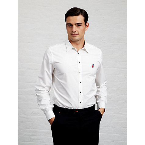 Buy Thomas Pink Phillip Plain Shirt Online at johnlewis.com