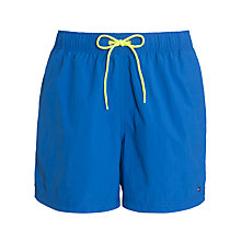 Buy Tommy Hilfiger Solid Tone Swim Shorts Online at johnlewis.com