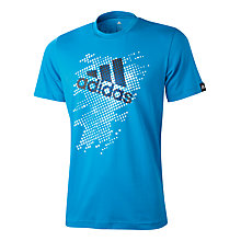 Buy Adidas Cool Logo T-Shirt Online at johnlewis.com