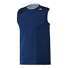 Buy Adidas CLTR Sleeveless Top Online at johnlewis.com