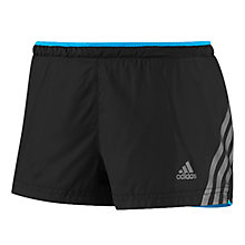 Buy Adidas Women's Supernova Glide Shorts, Black Online at johnlewis.com