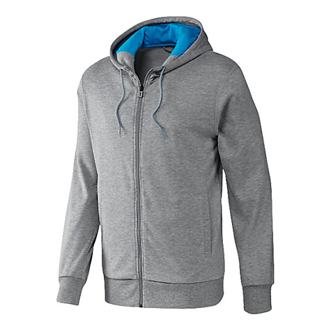 Buy Adidas Prime Full Zip Hoodie Online at johnlewis.com