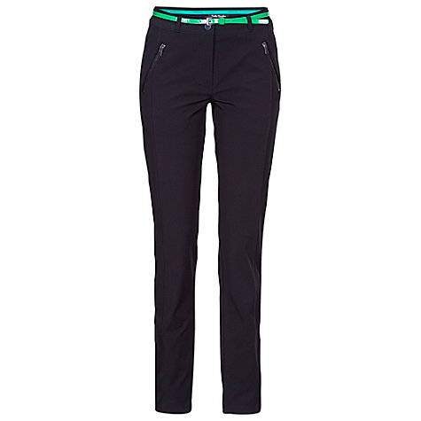 Buy Betty Barclay Trousers with Belt, Black Online at johnlewis.com