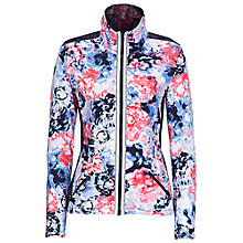 Buy Betty Barclay Floral Zip Front Jacket, Print Online at johnlewis.com