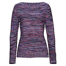 Buy Betty Barclay Marl Effect Jumper, Multi Online at johnlewis.com