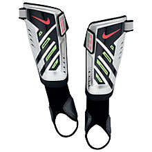 Buy Nike Youth Protegga Shin Pads, Black/Grey Online at johnlewis.com