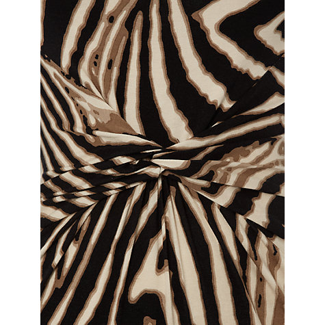 Buy Rise Pippa Dress. Animal Print Online at johnlewis.com
