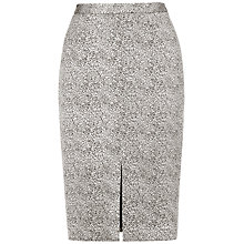 Buy Whistles Animal Print Pencil Skirt, Multi Online at johnlewis.com