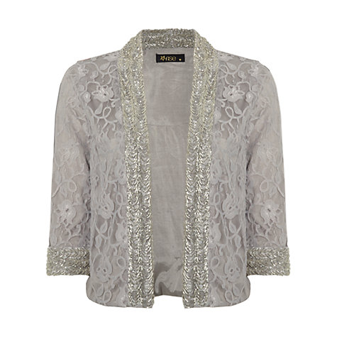 Buy Rise Georgia Jacket, Grey Online at johnlewis.com