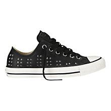 Buy Converse Chuck Taylor All Star Studded Low Trainers Online at johnlewis.com