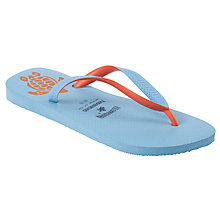 Buy Havaianas Vilebrequin Turtle Print Flip Flops, Light Blue Online at johnlewis.com