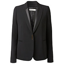 Buy Gérard Darel Tailored Jacket, Black Online at johnlewis.com