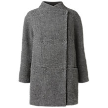 Buy Gérard Darel Overcoat, Grey Online at johnlewis.com