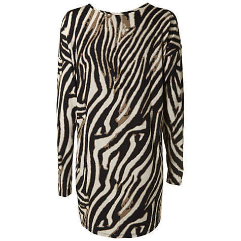 Buy Rise Animal Print Bella Top, Animal Online at johnlewis.com