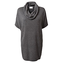 Buy East Short Sleeve Cowl Neck Jumper Online at johnlewis.com