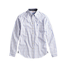 Buy Joules The Welford Check Long Sleeve Shirt Online at johnlewis.com