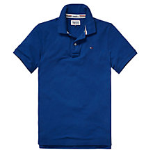 Buy Hilfiger Denim Pilot Flag Polo Shirt Online at johnlewis.com