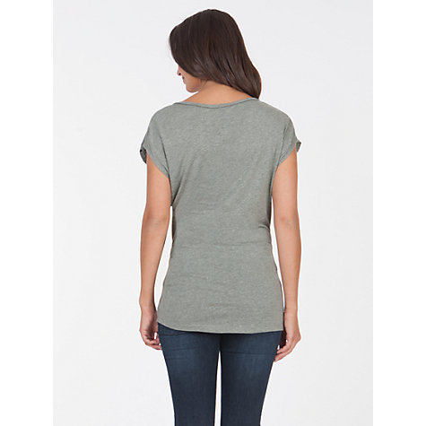 Buy Séraphine Francis Breastfeeding Top, Sage Online at johnlewis.com
