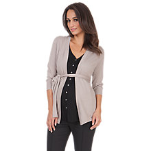 Buy Séraphine Jasmine Cardigan, Latte Online at johnlewis.com