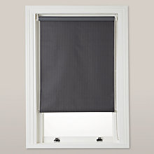 Buy John Lewis Croft Collection Bala Textured Blackout Roller Blind Online at johnlewis.com
