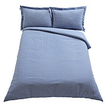 Buy Gant Oxford Double Stripe Bedding Online at johnlewis.com