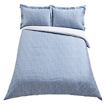Buy Gant Doubleface Flower Bedding Online at johnlewis.com