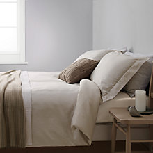 Buy John Lewis Croft Collection Braemar Stripe Bedding Online at johnlewis.com