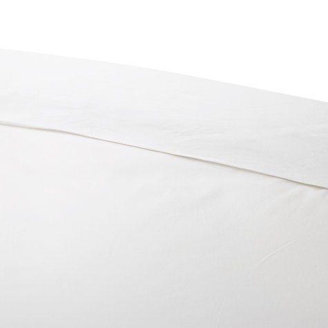 Buy John Lewis Croft Collection Wicklow Linen Border Bedding Online at johnlewis.com