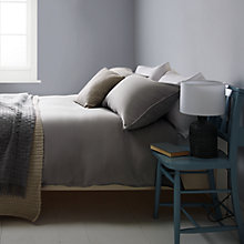 Buy John Lewis Croft Collection Bala Washed Linen Bedding Online at johnlewis.com