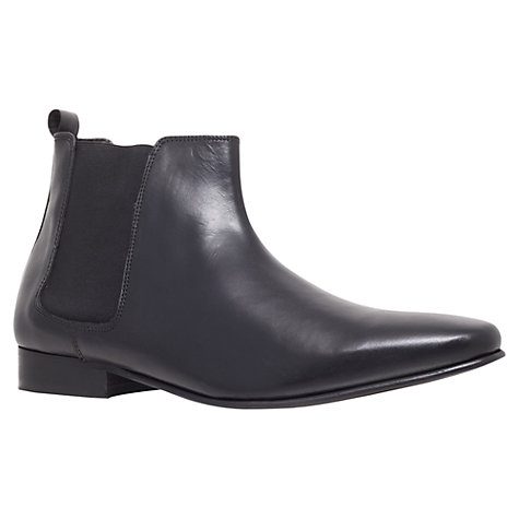Buy KG by Kurt Geiger Eric Chelsea Boots, Black Online at johnlewis.com