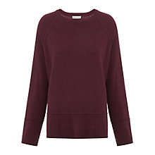 Buy Whistles Mia Cashmere Box Jumper Online at johnlewis.com