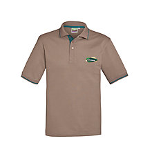 Buy Explorers Polo Shirt, Beige Online at johnlewis.com