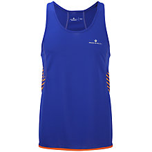 Buy Ronhill Advance Vest, Blue/Orange Online at johnlewis.com