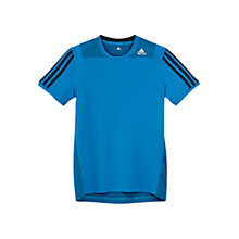 Buy Adidas Boy's Climacool T-Shirt Online at johnlewis.com
